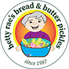 Betty Rae's Bread and Butter Pickles Logo